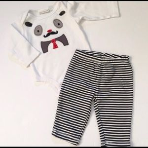 First Impressions panda outfit